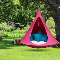 waterproof hanging ufo flying saucer cocoon camping tent