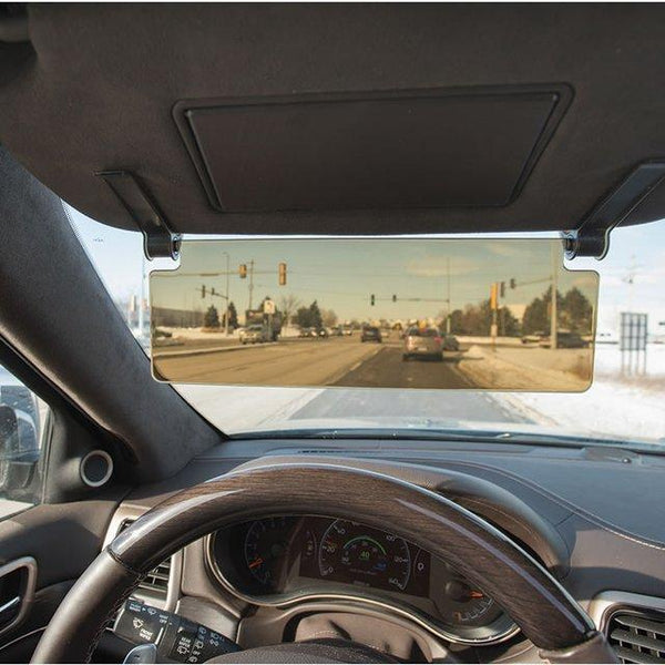 See Through Sun Visor For Vehicles-Vehicle Accessories-radekus