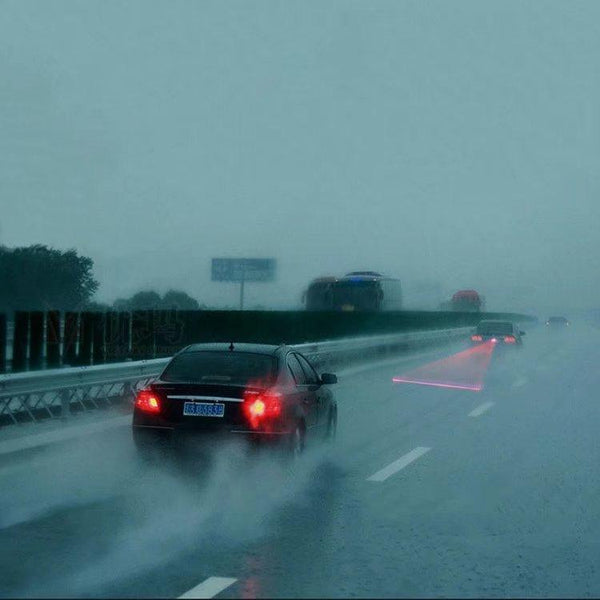 Vehicle Collision Laser Warning Light During Poor Vibility Rainy & Snowy Days-Vehicle Accessories-radekus
