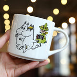 MOOMIN Character Nordic Ceramic Mugs From Finland-Kitchen-radekus