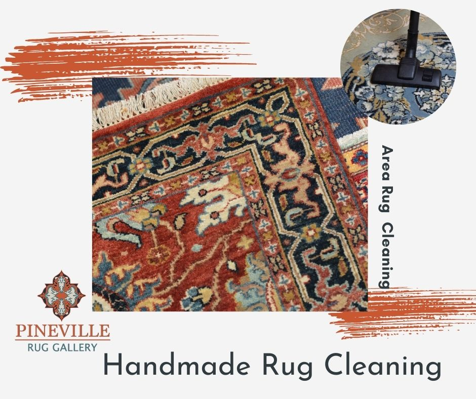 Handmade Rug Cleaning and Maintenance