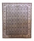 8x10 New Mahal Indian Oriental Area Rug