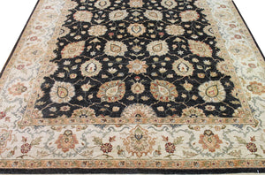 8x10 New Agra Indian Oriental Area Rug