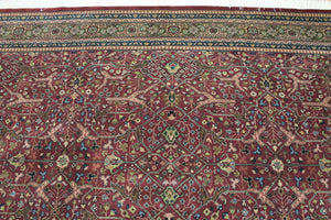 8x10 New Kashan Indian Oriental Area Rug