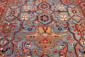 9x12 Antique Bakhshayesh Persian Oriental Area Rug