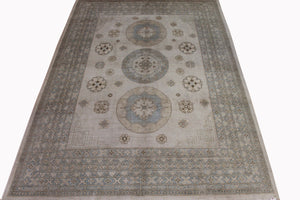 8x11 New Khotan Indian Oriental Area Rug
