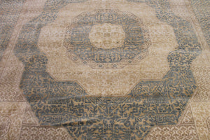 9x12 Fine Mamluk Indian Oriental Area Rug