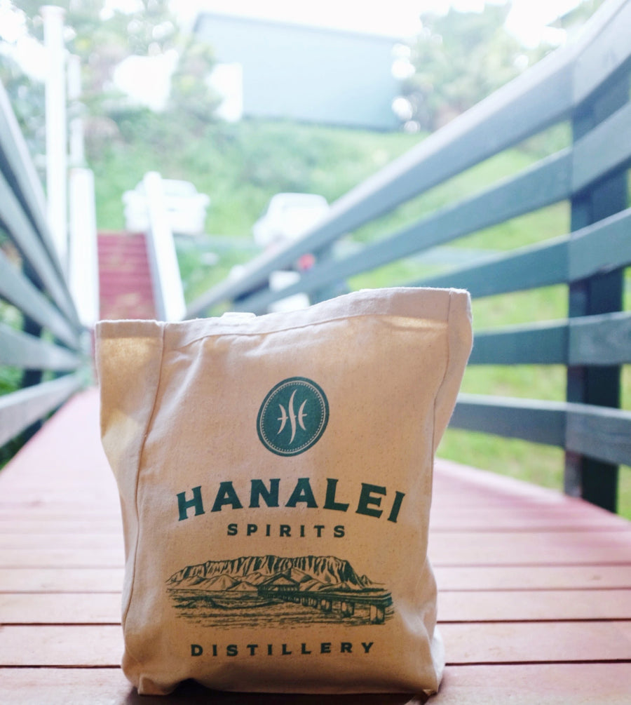 Hanalei Spirits Canvas Bag