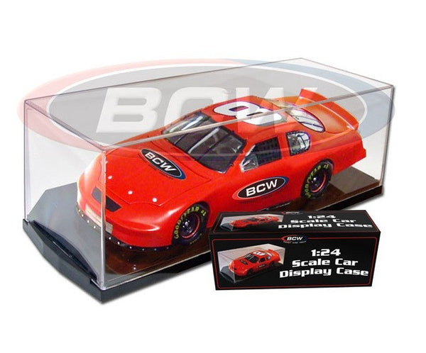 BCW 1:24 Scale Car Display Case