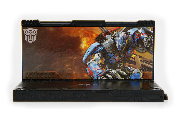 Transformers 1/64 Scale Optimus Prime Western Star 5700 XE Phantom Diecast Trailer with Display by Jada