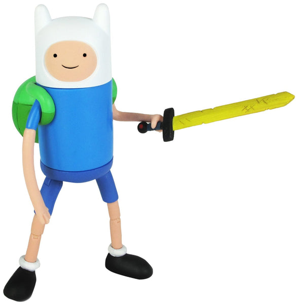 Adventure Time Finn with Golden Sword Action Figure