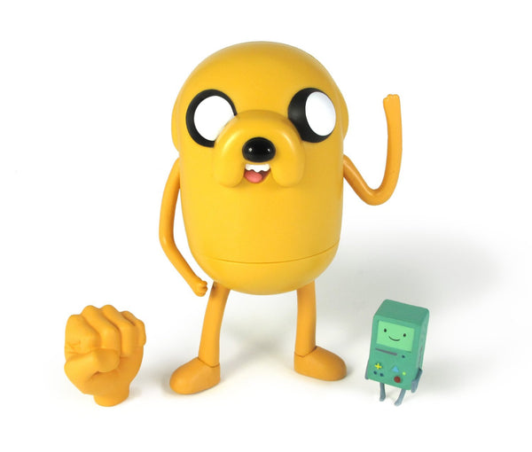 Adventure Time Jake with B-Mo Action Figure