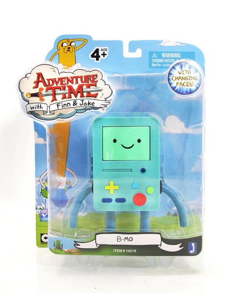 Adventure Time Beemo with Changing Faces Action Figure