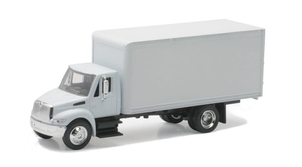 International 4200 Box Truck 1/43 Scale