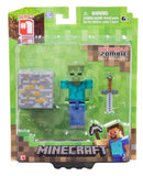 Minecraft Zombie Action Figure