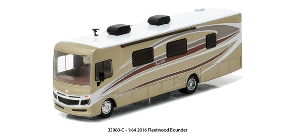 2016 Autumn Breeze Bounder Motorhome 1/64 Scale Diecast Model