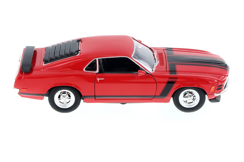 Welly 1970 Ford Mustang Boss 302 1/24 scale new no box Toys ...