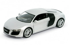 Audi R8 1/24 Scale Diecast Model by Welly