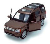Welly Land Rover LR4 Discovery 4 1/24th Scale Diecast Model