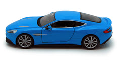Aston Martin Vanquish 1/24 Scale Diecast Model by Welly