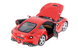Red Ferrari F12 Berlinetta 1/24 Scale Diecast Model by Burago