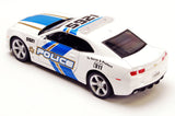 2010 Chevrolet Camaro SS RS Police 1/24th Scale Diecast Model