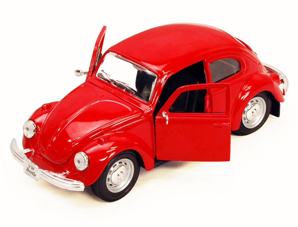 example of reference volkswagen poppy beetle on red paint bin cgi cross colorcodedisplay a