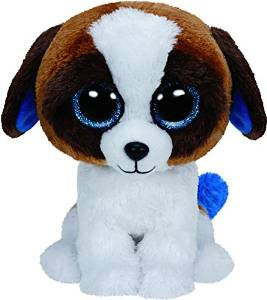 Ty Beanie Boos Duke the Dog