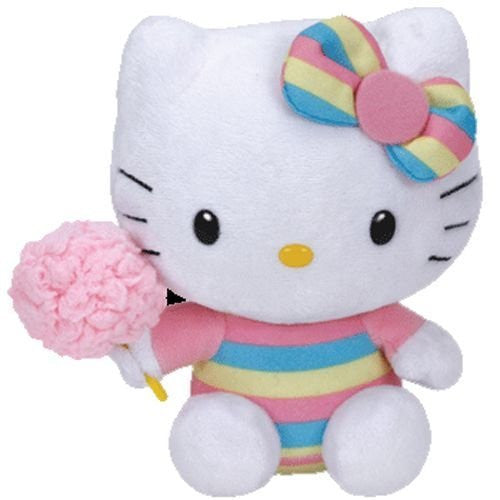 Ty Hello Kitty Cotton Candy