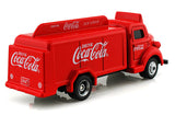 Coca Cola 1947 Bottle Truck 1/87 Diecast Model