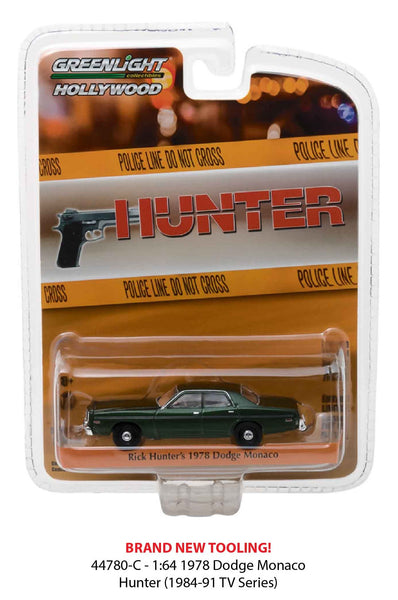 1977 Pontiac Lemans Police Car from Movie Smokey and the Bandit  1/64 Scale Diecast Car
