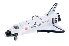 NASA Space Shuttle Diecast Pullback