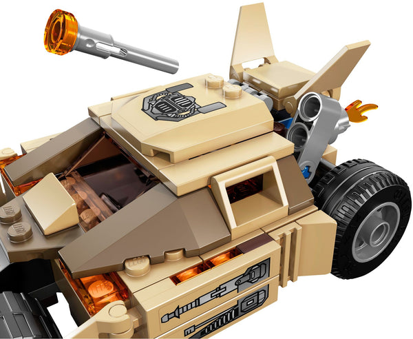 LEGO 76001 The Bat vs. Bane: Tumbler Chase - DC Universe - The Dark Knight Rises