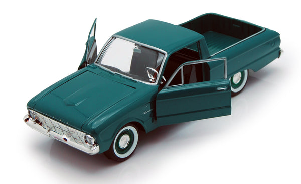 1/24 Scale 1960 Ford Ranchero Diecast Model