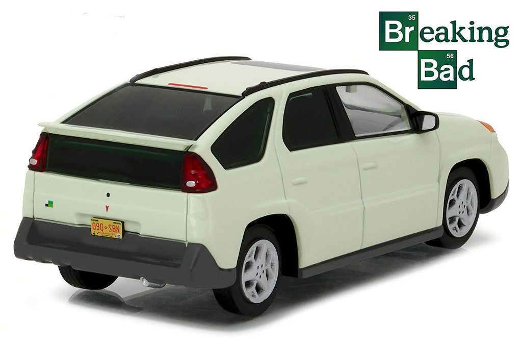Breaking Bad Walter S 2004 Pontiac Aztek 1 43 Diecast Scale Model Acapsule Toys And Gifts