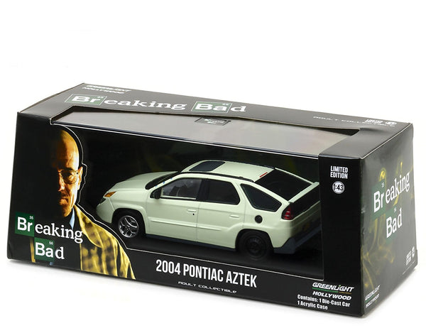 Breaking Bad Walter's 2004 Pontiac Aztek 1/43 Diecast Scale Model