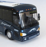 Greyhound 86546 to Atlantic City - 1/87 Scale MCI D4505 Motorcoach Diecast Model