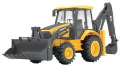 1/18 Volvo Remote Controlled Backhoe Loader