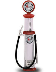 1/18th Scale Chevrolet Cylinder Gas Pump Replica