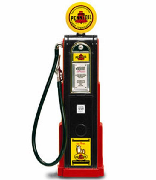 1/18th Scale Pennzoil Digital Gas Pump Replica