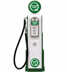 1/18th Scale Quaker State Digital Gas Pump Replica