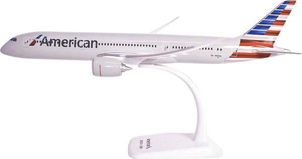 Flight Miniatures American Airlines Boeing 787-9 1/200 Scale Model with Stand N820AL