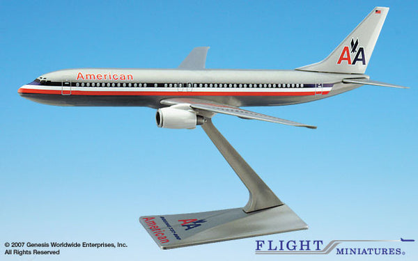 Flight Miniatures American Airlines (Scissors Eagle) Boeing 737-800 1/200 Scale Model with Stand