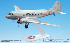 Flight Miniatures American Airlines Flagship Knoxville DC-3 1/100 Scale Model with Stand