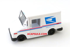 Kinsmart United States Postal Service Grumman LLV 1/36 Scale Toy Truck with Pullback Action