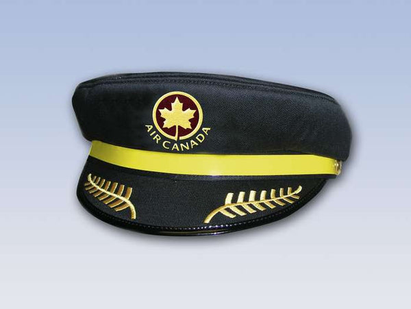 Air Canada Children's Pilot Hat New Logo