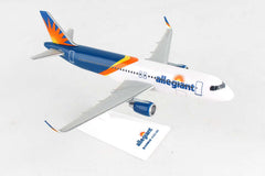 Flight Miniatures Allegiant Air Airbus A320-200 1/200 Scale Model with Stand