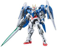 Gundam 00 Raiser Celestial Being Mobile Suit Real Grade 1/144 Scale Model Kit