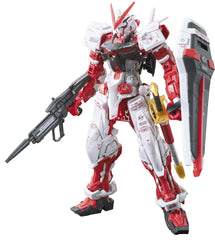 Gundam Astray Red Frame Lowe Guele's Use Mobile Suit MBF-P02 Real Grade 1/144 Scale Model Kit