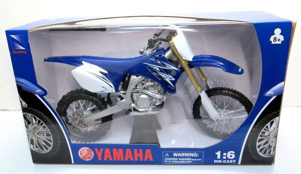 New Ray 1:6 Scale 2009 Yamaha YZ450F